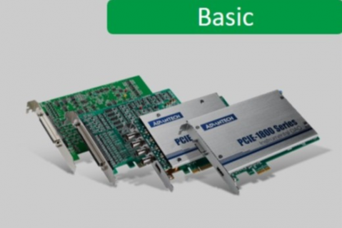 Introduction to Analog I/O Cards (PCI-1700, PCIE-1800) (IO_0000332)