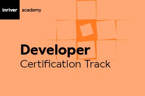 Developer Certification Track (DEV_OD_2021)