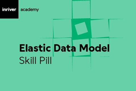 The Elastic data model