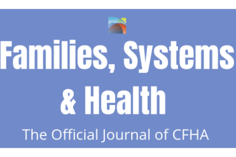 A Vision for the Future of Families, Systems, & Health: Focusing of Science at the Point of Care ..: