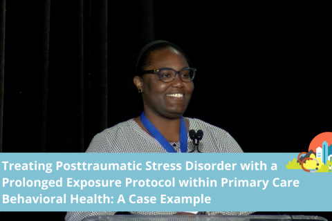 Treating Post-traumatic Stress Disorder (NM)