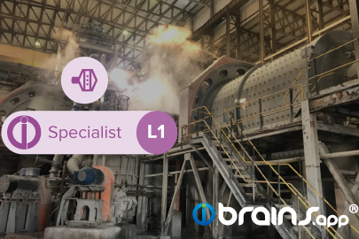 brains.app Specialist - Grinding - Level 1