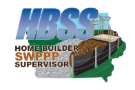 Iowa Certified Home Builder SWPPP Supervisor (HBSS-01)