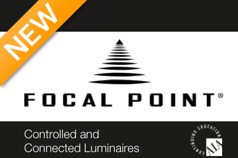 Focal Point | Controlled and Connected Luminaires (EiQ 2.419)