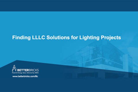 Finding Luminaire Level Lighting Control (LLLC) Solutions for Lighting Projects