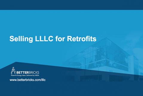 Selling Luminaire Level Lighting Controls (LLLC) for Retrofits