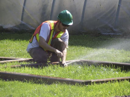 Irrigation Technician Training for Certification (CIT)