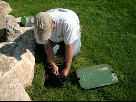 Irrigation Repair Technician Track