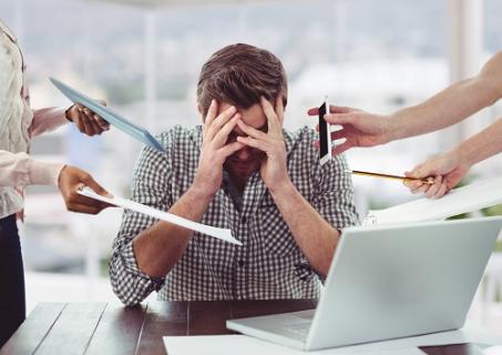 Gestion du stress en milieu professionnel