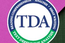 Understanding Text-Dependent Analysis Prompts (I3038)