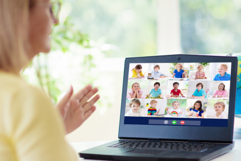 Let's Engage Learners Virtually! (J1017)