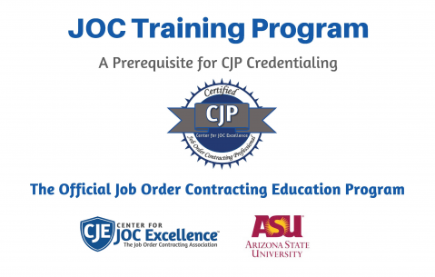 JOC Training Course: Required for CJP