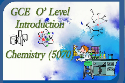 Year 9 – Chemistry - Introduction to Chemistry (Brunei Syllabus) (YR9/CHEM/N.AB/T00)