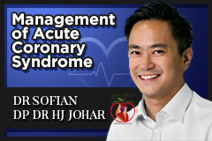 Management of Acute Coronary Syndrome (ECG1)