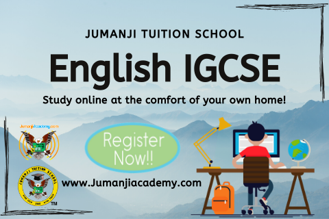 ENGLISH IGCSE (ENGIGCSE - PYP)