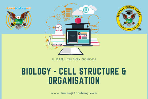 Cell Structure and Organisation (9700_as_1)