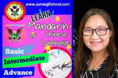 BASIC MANDARIN COURSE PART 1 - LESSON 1 (BMCP1-L1)