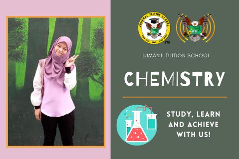 CHEMISTRY (STJA - CHEMY111)