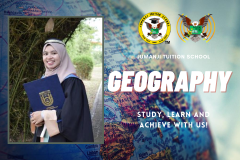 Geography (STJA - GEOY111)