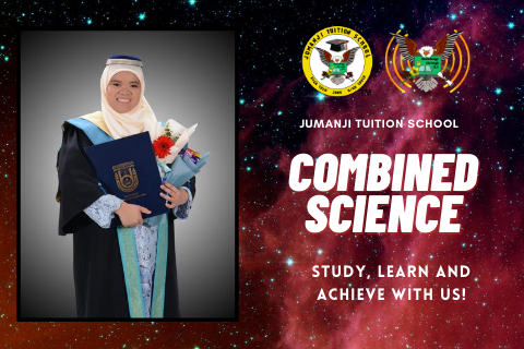 GCE 'O'-Level Combined Science (STJA - CMBSCIY111)