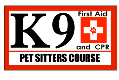 K9 First-Aid & CPR PET SITTER (2019-PET SITTER)
