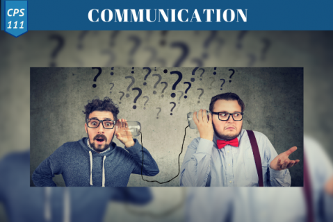 Communication (CPS 111)