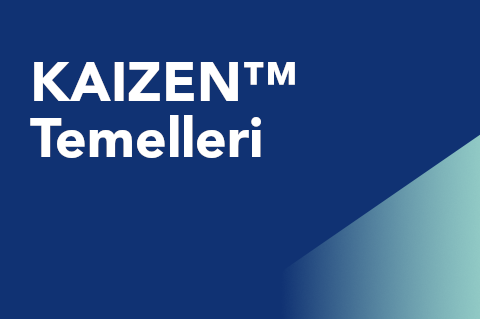 00 KAIZEN Temelleri (TRKCM101.1)