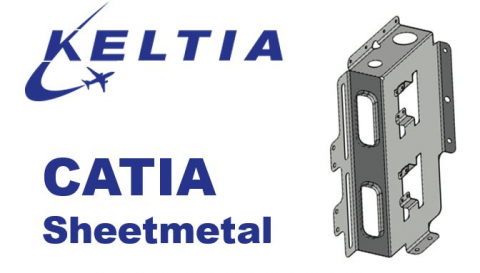 CATIA V5 Training - Sheet metal