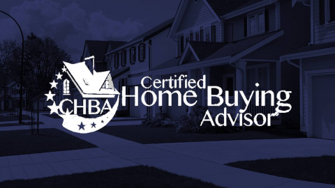 Certified Home Buying Advisor® Certification