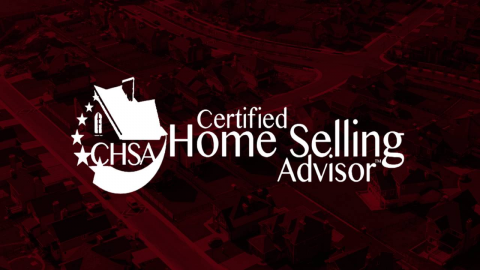 Certified Home Selling Advisor®  Certification