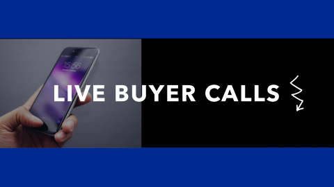 Live Buyer Calls