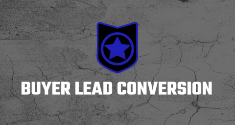 Buyer Lead Conversion