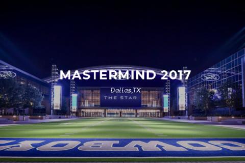 Mastermind 2017 - Dallas,TX