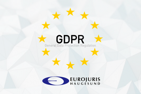 GDPR - introduksjon til ny personvernlov (EJ01)