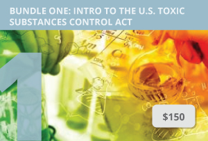 Overview of Key Regulatory Requirements for Industrial Chemicals in the U.S. (TSCA01)