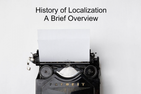 History of Localization (FREE)