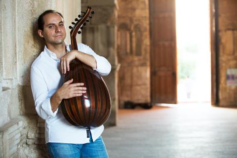 Arabic Oud: Technique & Musicianship (Jul 10-Aug 14) (akayyali21b)
