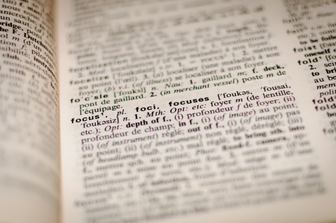Digging Deeper into Word Classes: Overview.