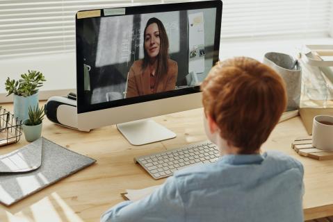 Teaching a Virtual Classroom.
