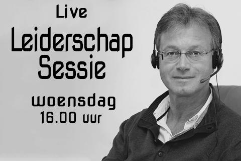 Live Leiderschap Sessie (Live02)