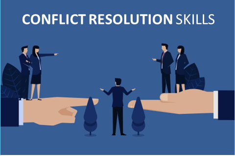 Conflict Resolution: 6 Step Guide (CT099)