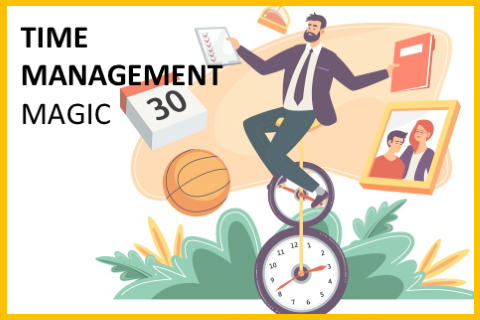 Time Management Magic (CT030)