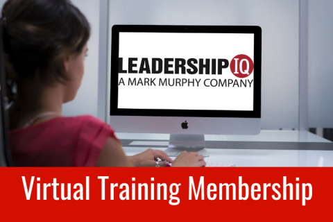 Leadership IQ Virtual Training Membership