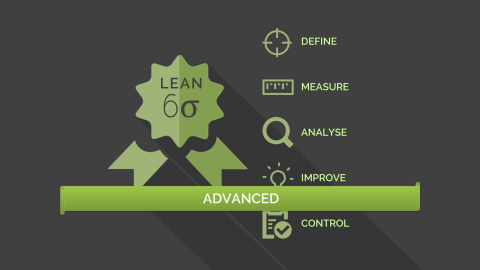 Lean Six Sigma - Green Belt Advanced