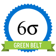Lean Six Sigma Green Belt: Self-paced Online Course