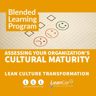 Assessing Your Organization's Cultural Maturity (Lean Culture Transformation Series)