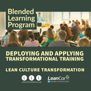 Deploying and Applying Transformational Training (Lean Culture Transformation Series)