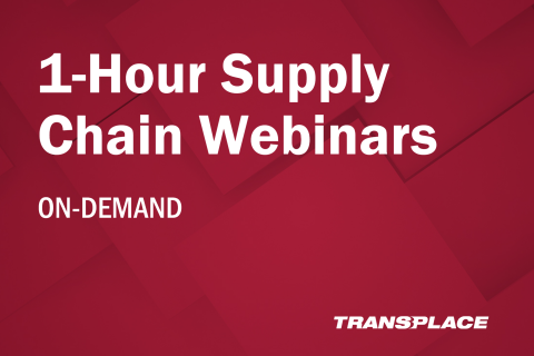 Are You Prepared for a Supply Chain Crisis?