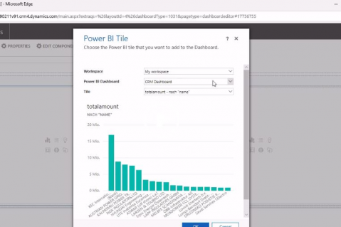 Power BI mit Dynamics 365 for Sales - Wie geht das? (BC50090)