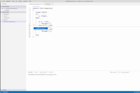 Code Actions verwenden - Wie geht das? (bc01007)